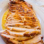 Arrosto All'arancia (Roasted Pork with Orange Sauce)