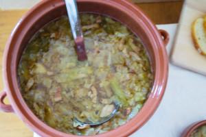 Sopa de Repollo 8