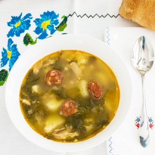 Caldo Gallego (Galician Broth)