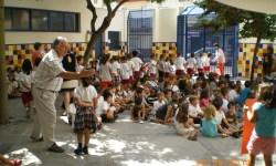 1r dia d'Infantil i Primària