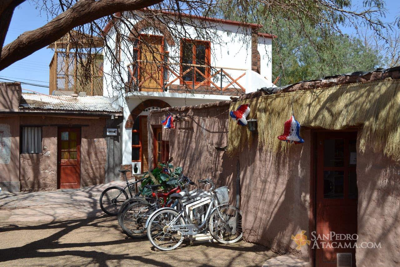 Hostal Puritama – San Pedro de Atacama