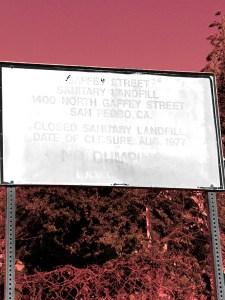 sanitary landfill closed 1977