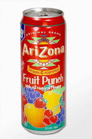 Arizona Iced Tea Fruit Punch
