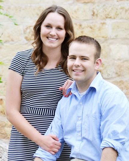 Klarissa Shaffer and Tanner Wilkinson