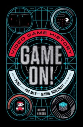 """Ephraim author Dustin Hansen just released a book on video game history titled """"Game On!: Video Game History from Pong and Pac Man to Minecraft, and more"""" based on expertise he gained from spending more than two decades working in the video game industry."""