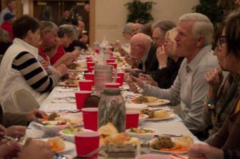 Fountain Green honors veterans with dinner and program. - Photo courtesy Lynn Cook