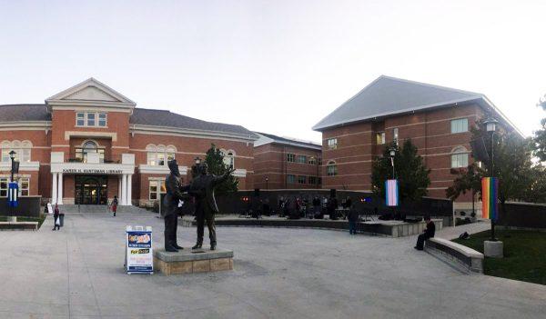 Snow College Pride Club hosts campus event celebrating ...