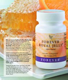Forever Royal Jelly Sữa ong chúa FLP Lô Hội 3