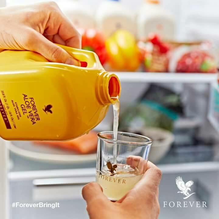 Uống Aloe Vera Gel 015 Flp mỗi ngày tốt cho tiêu hóa
