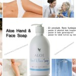 Sữa rửa mặt và tay Aloe Hand & Face Soap 038 có tác dụng gì?