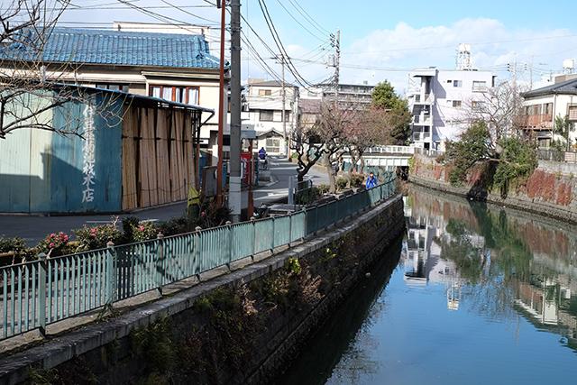 神奈川宿本陣跡写真