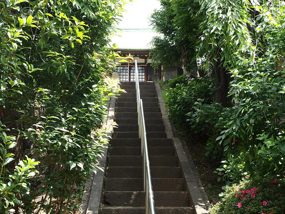田端日枝神社