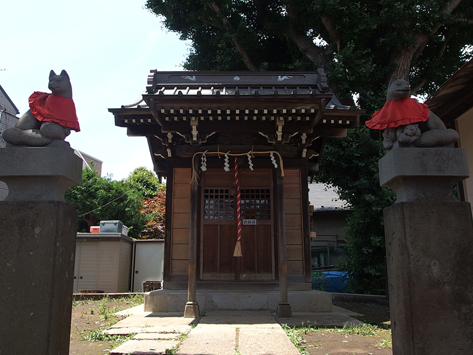 滝王子稲荷神社