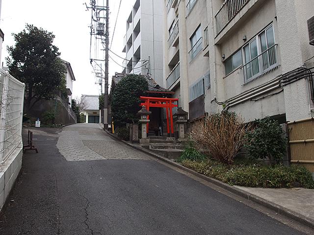 繁榮稲荷神社写真