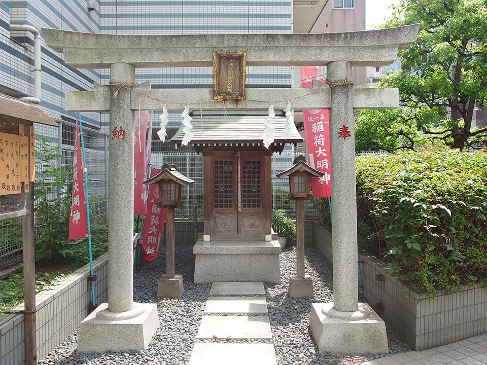 次郎左衛門稲荷神社