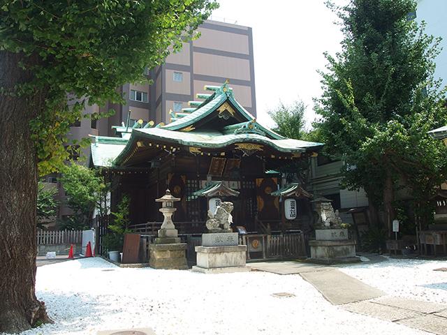 幸稲荷神社写真