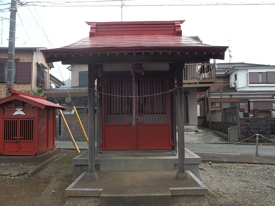 第六天社・古峯神社