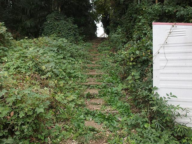 荒神社(横浜市港北区新羽町)写真