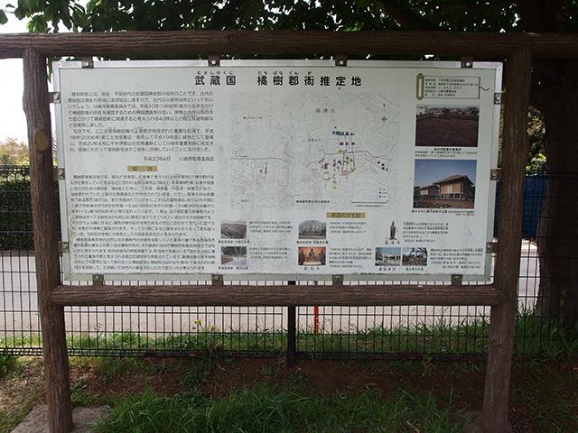 千年伊勢山台遺跡(橘樹官衙遺跡群)写真
