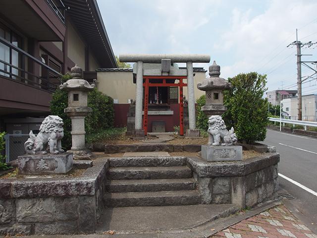 笠間稲荷(八王子市上野町)写真
