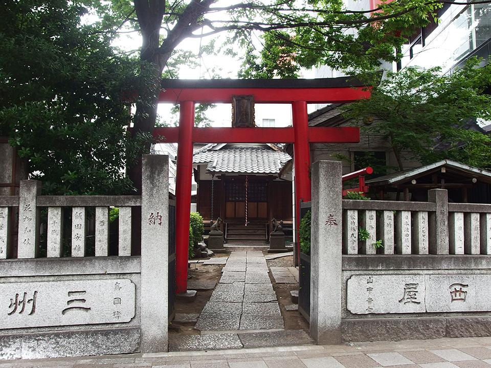 感應稲荷神社(西浅草)