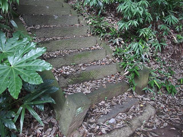 稲荷神社(横浜市港北区綱島台)写真