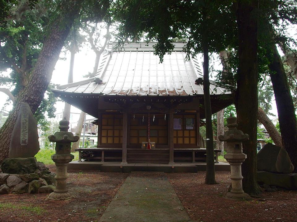 八幡神社(小田原市東町)