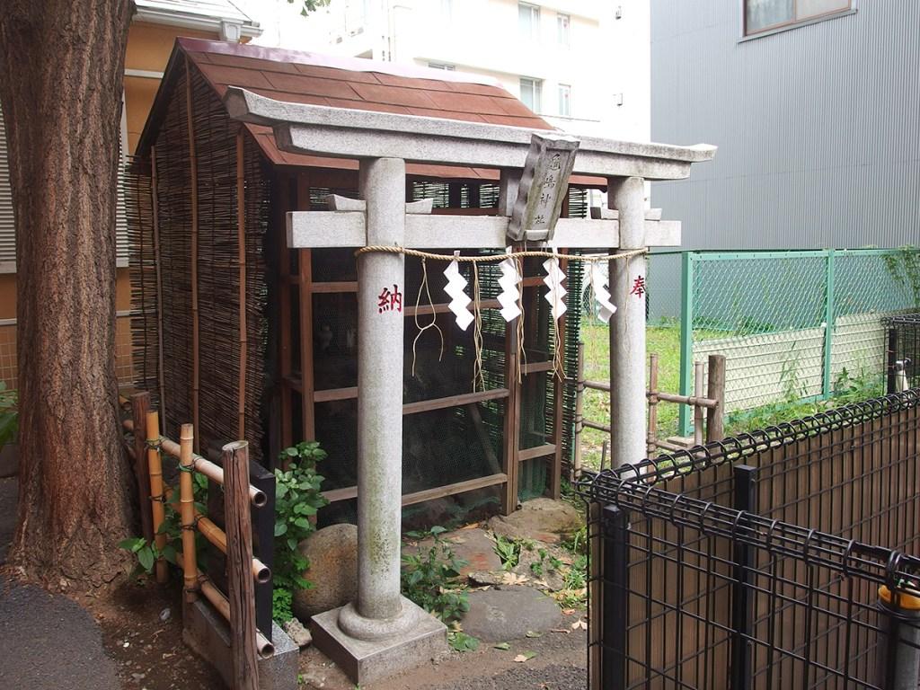 亀嶋稲荷神社