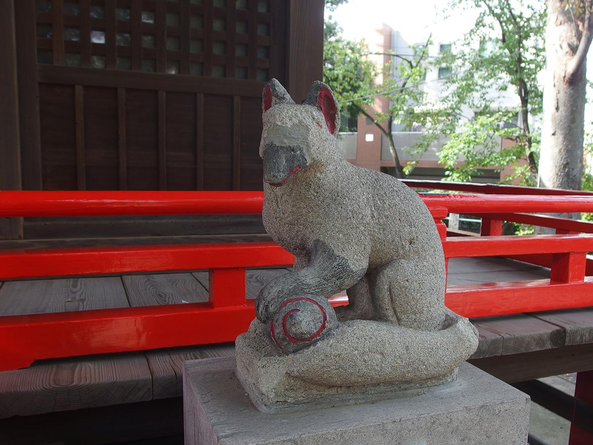 野沢稲荷神社写真