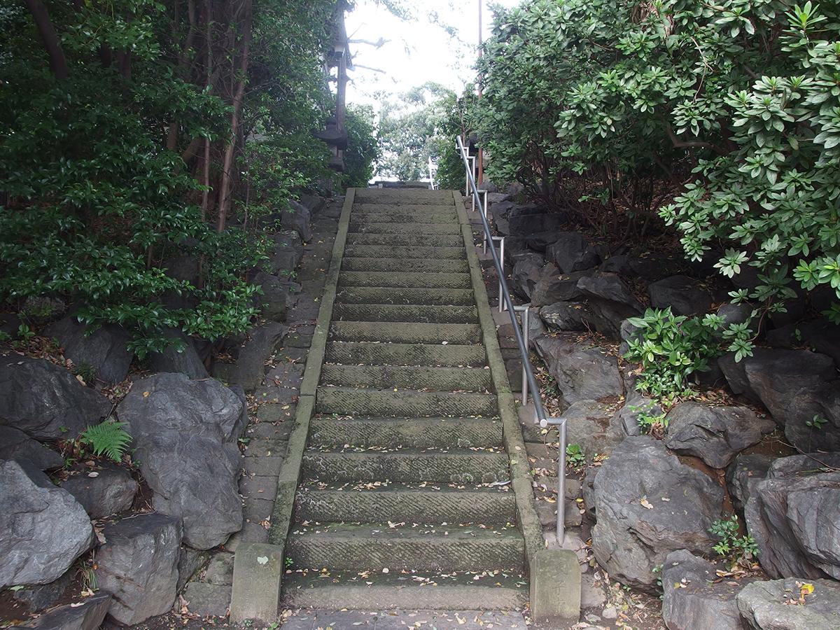 上の宮八幡神社写真