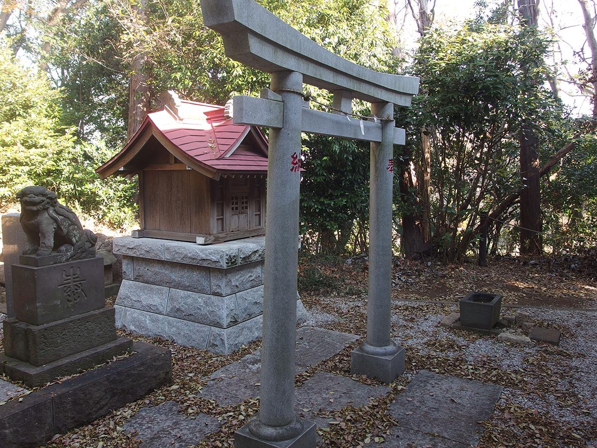 上郷神明社写真