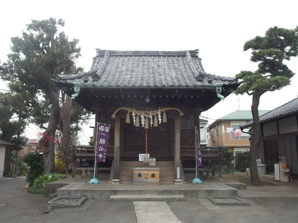 太田神社(東京都大田区)