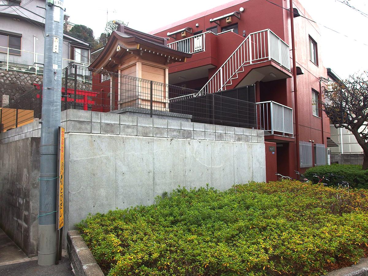 高稲荷神社(大田区山王)写真