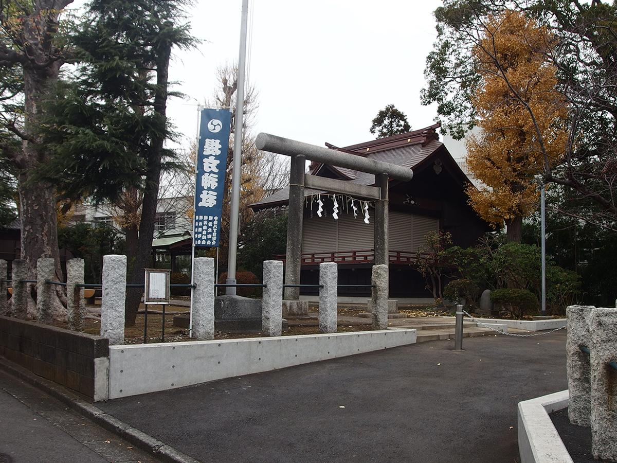 堤方神社写真