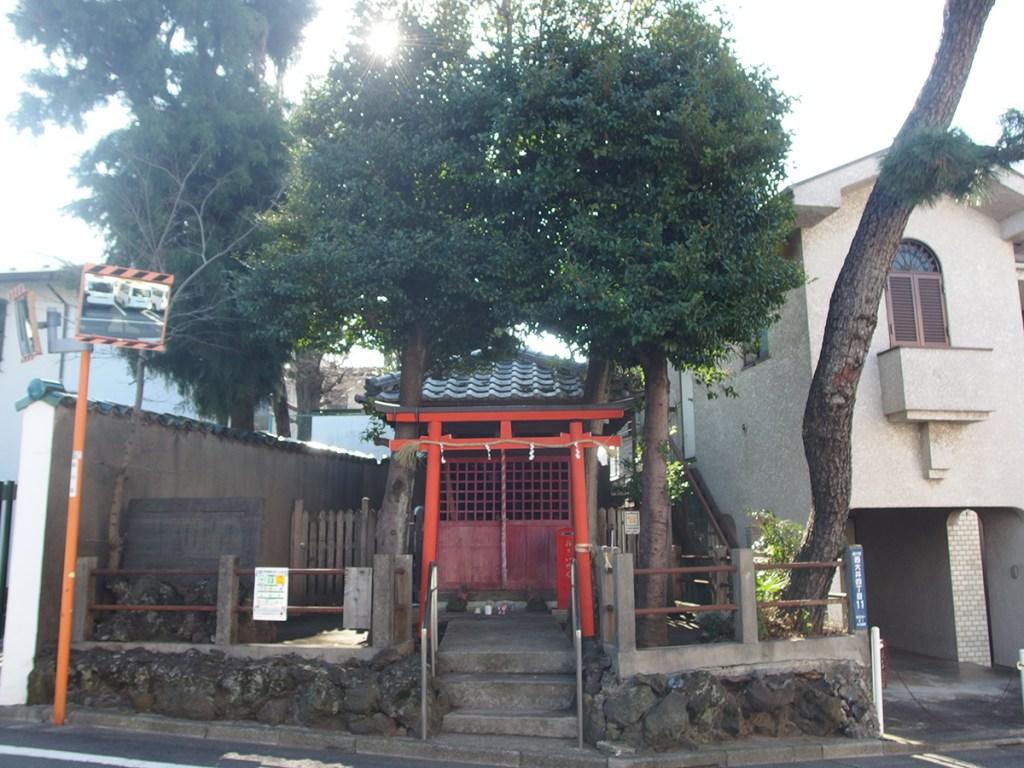 金子山稲荷神社