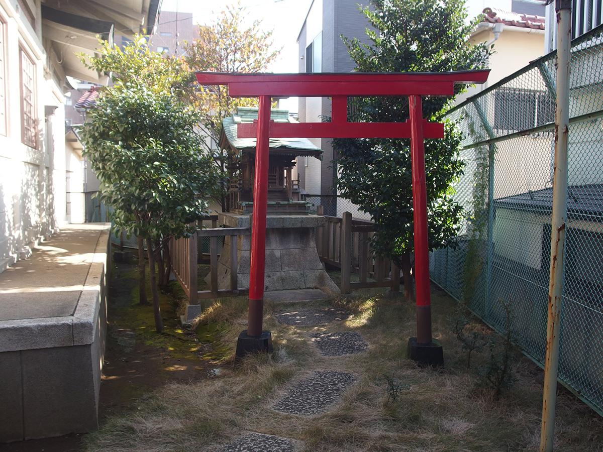 馬込浅間神社写真