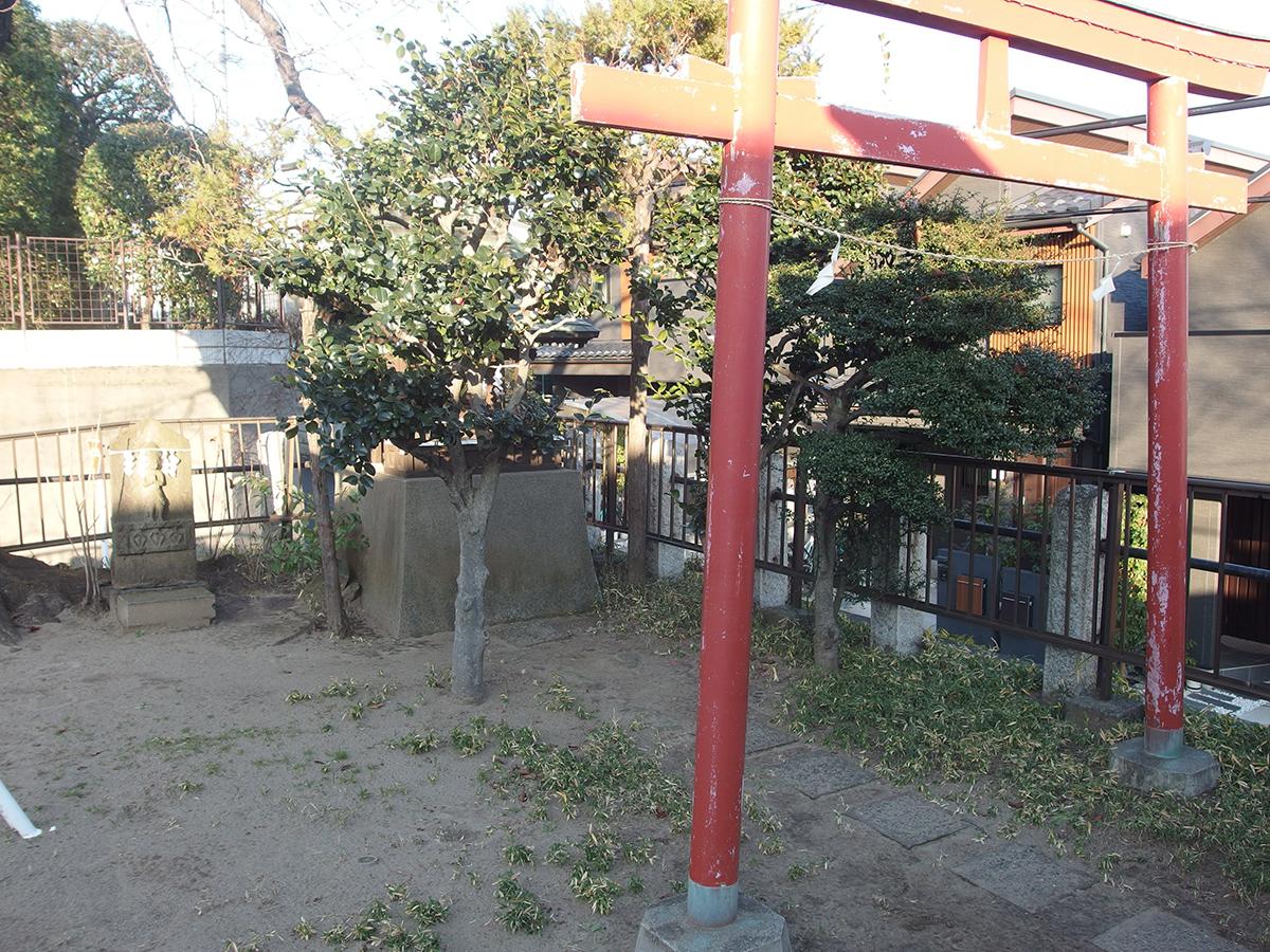 熊野神社(大田区南馬込)写真