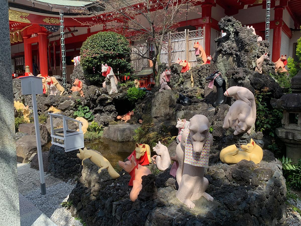 京濱伏見稲荷神社写真