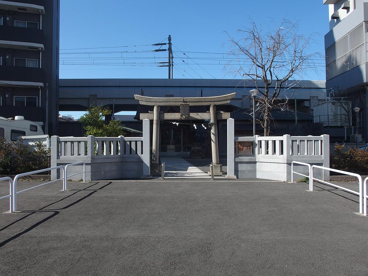 貴菅神社写真