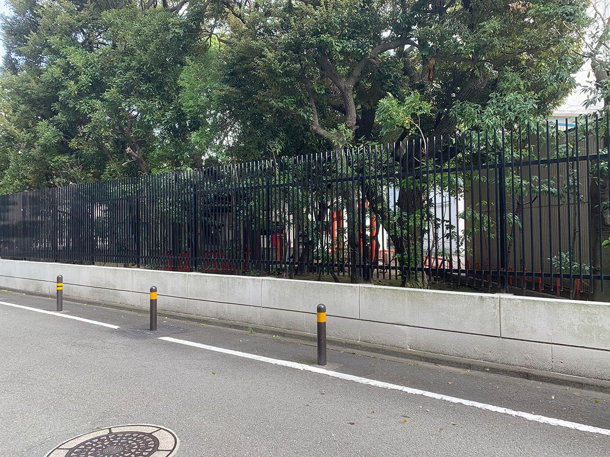 天満天神社(川崎市幸区東古市場)写真