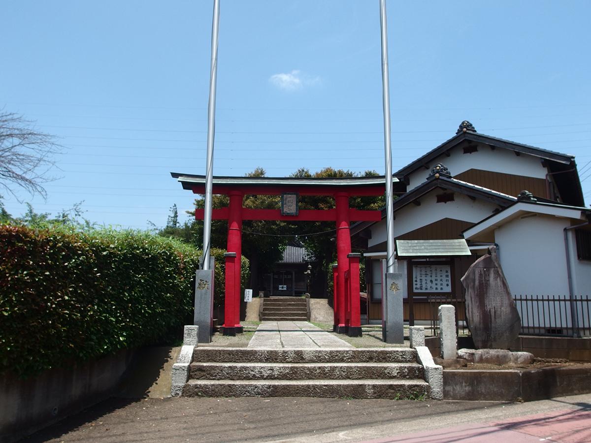 川和八幡神社写真
