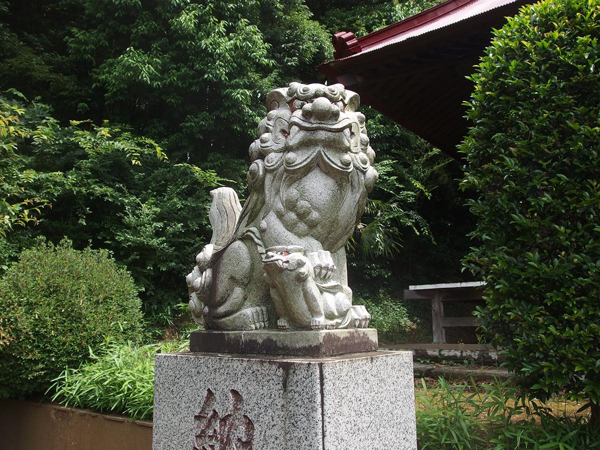 小山日枝神社写真