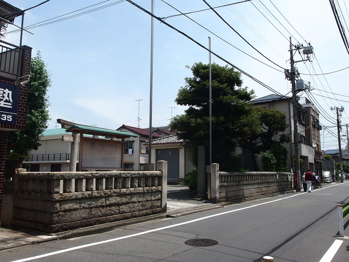糀谷神社写真