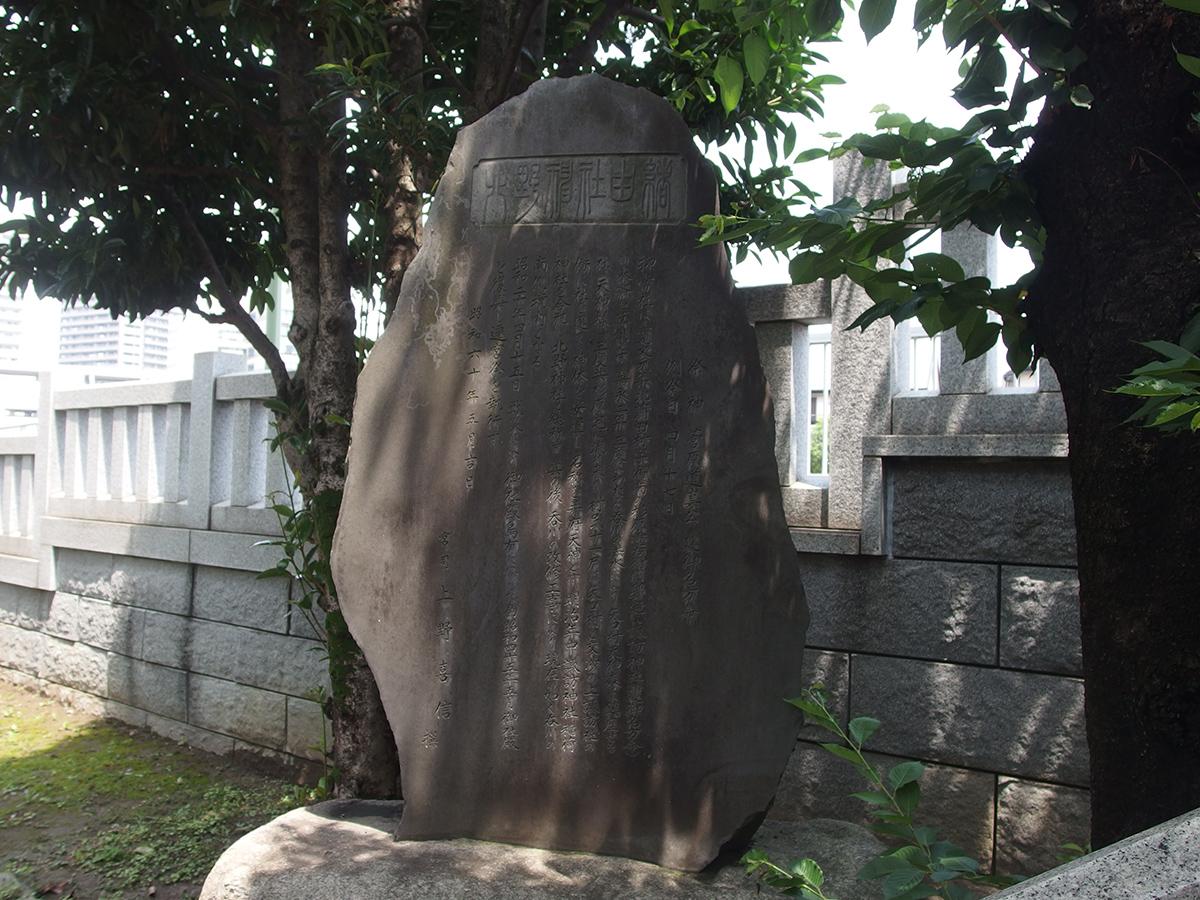 南蒲田北野神社写真