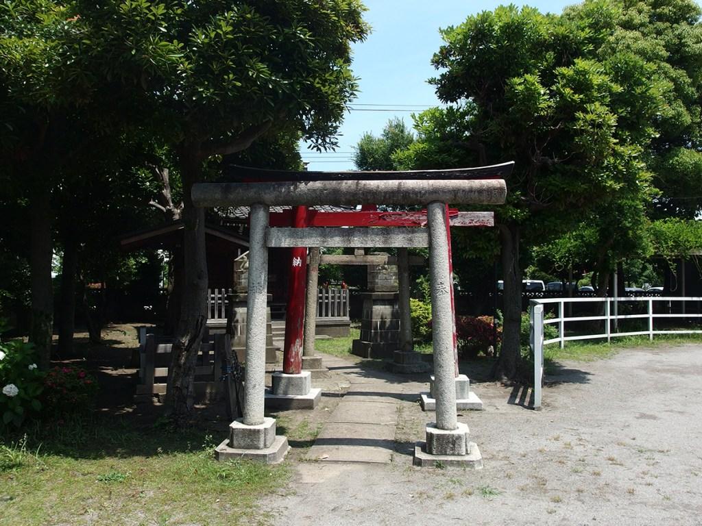 村守稲荷神社