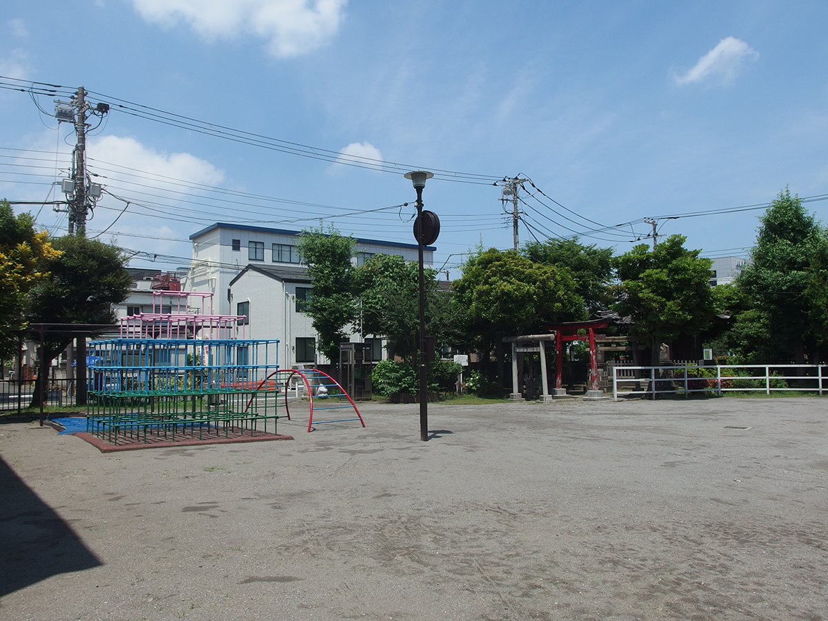 村守稲荷神社写真
