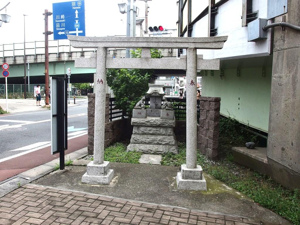 仲六郷稲荷神社