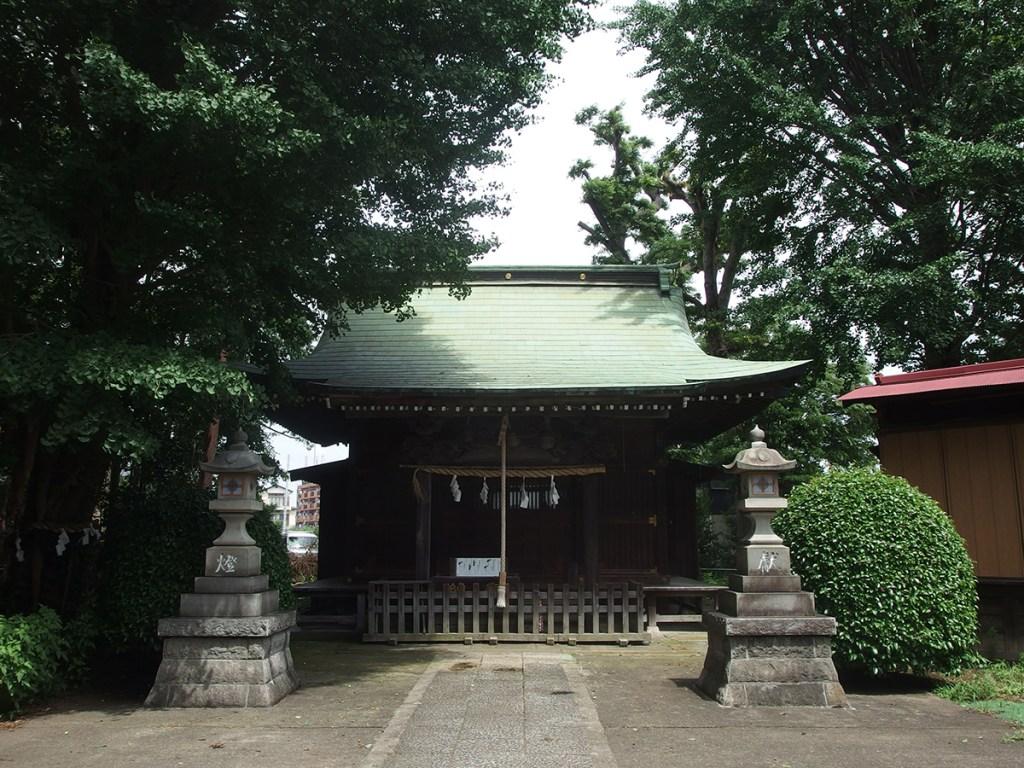 小机住吉神社