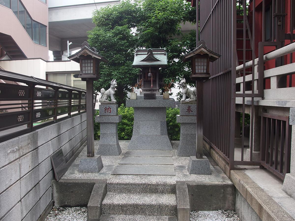 仲六郷熊野神社写真