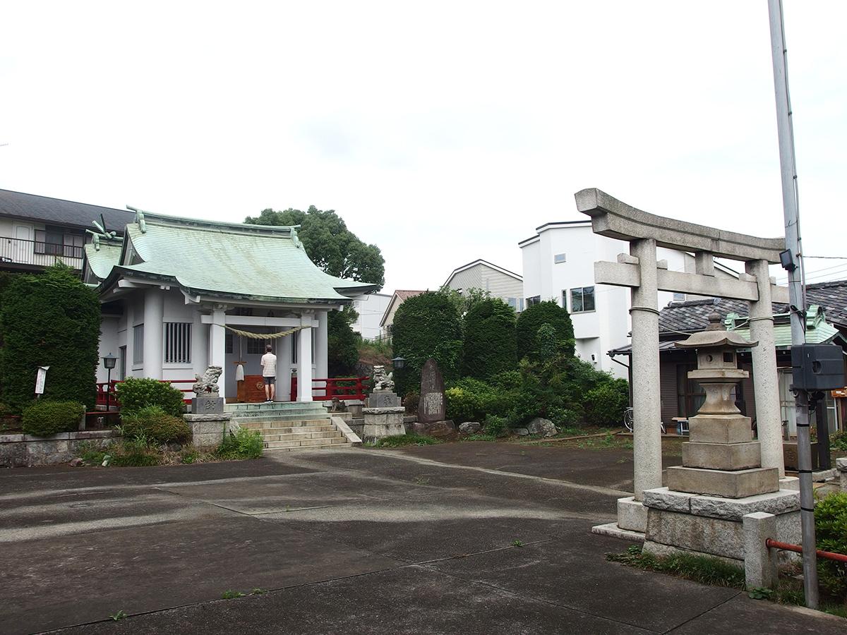 本郷神社(横浜市緑区)写真